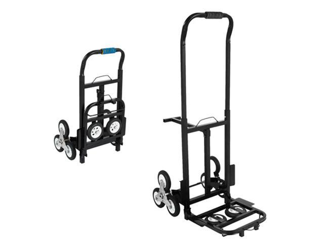 Vevor Portable Stair Climbing Cart 30 Inch Folded Height Stair