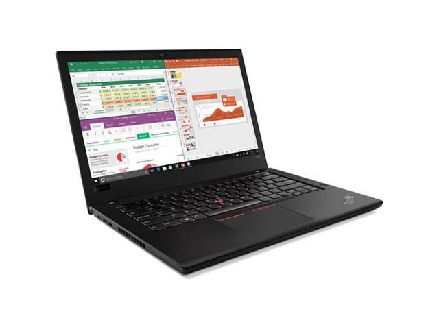 "Lenovo Laptop ThinkPad A485 (20MU000VUS) AMD Ryzen 5 2500U (2.00 GHz) 8 GB Memory 500 GB HDD AMD Radeon Vega 8 14.0"" Windows 10 Pro 64-bit"