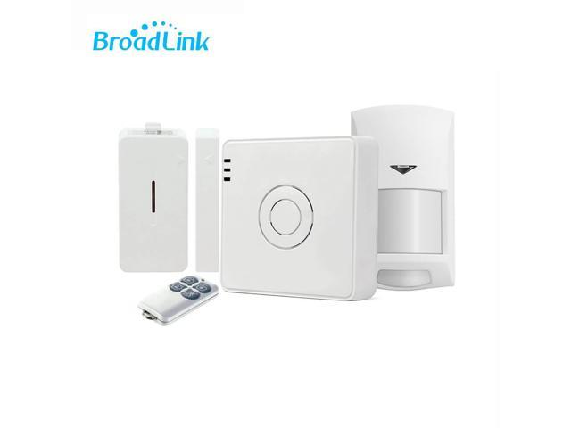 [intelligent home]Broadlink S2C Smart Security System 4 in 1 Kit Automation Alarm Detector Sensor Remote Control for ISO Android