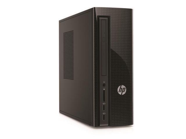 HP Slimline 270 SFF Desktop, Intel Quad-Core i5-7400T Upto 3.0GHz, 8GB DDR4, 1TB HDD, DVD-RW, Wifi, Bluetooth, Dual Monitor Capable, Windows 10 Home 64Bit