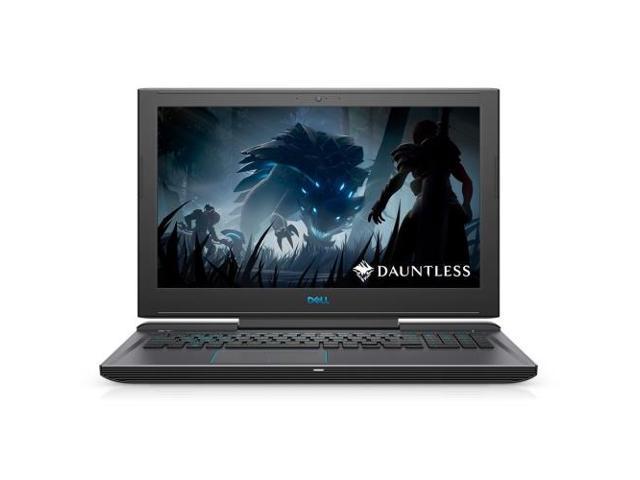 "Dell G7 Series 15.6"" IPS Full HD Laptop, Intel 6-Core i7-8750H Up to 4.10GHz, 8GB DDR4, 256GB SSD, NVIDIA GeForce GTX 1060 Max Q 6GB, Thunderbolt 3, HDMI, Card Reader, Windows 10 Home"