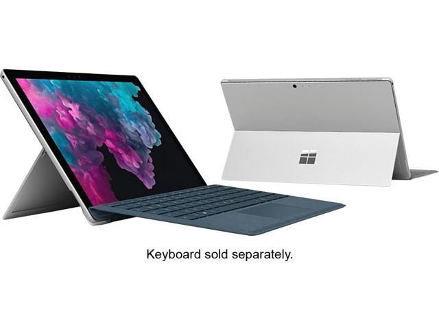 2018 Newest Version Microsoft Surface Pro 6 12.3 PixelSense Touchscreen (2736 x 1824) Laptop |8th gen Intel core i5-8250u|8GB Memory|128G SSD| MicroSD|Wi-Fi|Built for Windows Ink|Windows 10