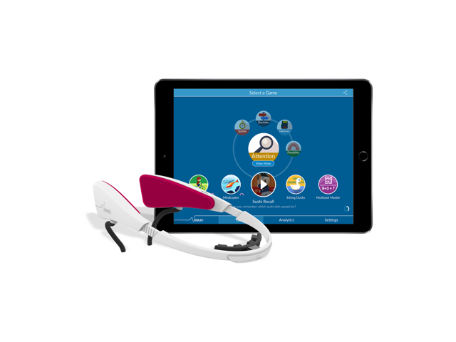 Neeuro's SenzeBand, the best personal brainwave-sensing headband for a better memory and sharper mind (with 1 free Premium access to Memorie app)