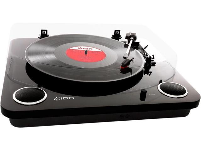 """IONIT54BLK ION Audio Max LP 