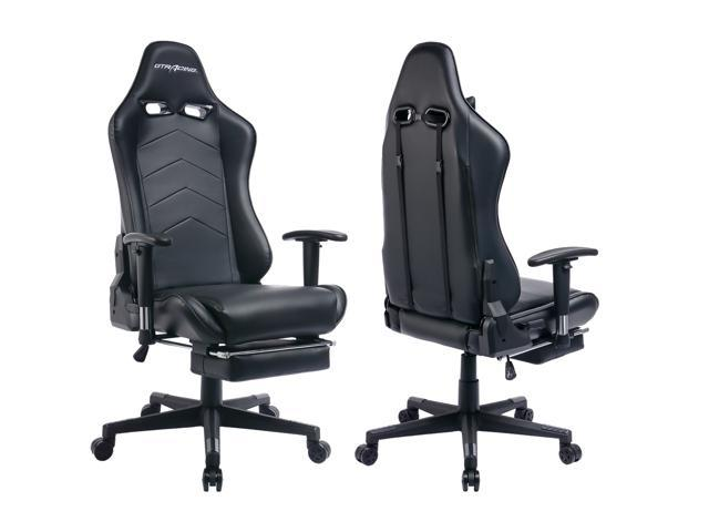 Gtracing Gaming Chair Heavy Duty Office With Footrest E Sports For Pro R