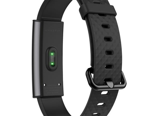 Original Xiaomi AMAZFIT ARC Smartband Smart Watch Wristband Fitness Tracker Bluetooth 4.0 Heart Rate/Sleep Monitor Pedometer for Android iOS, 20 Days Battery,INTERNATIONAL VERSION(Black/silver)
