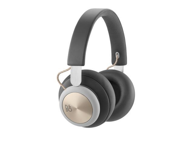 Refurbished: B&O Play by Bang & Olufsen Beoplay H4 Bluetooth Wireless Over-Ear Headphones - Charcoal Grey