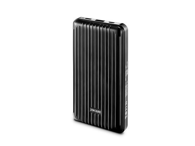 Zendure A6 PD - 20,000 mAh Crush-Proof Portable Charger (Black)