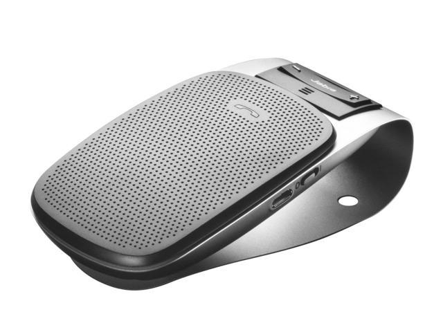 Jabra Drive Wireless Bluetooth Car Speakerphone - Silver - New