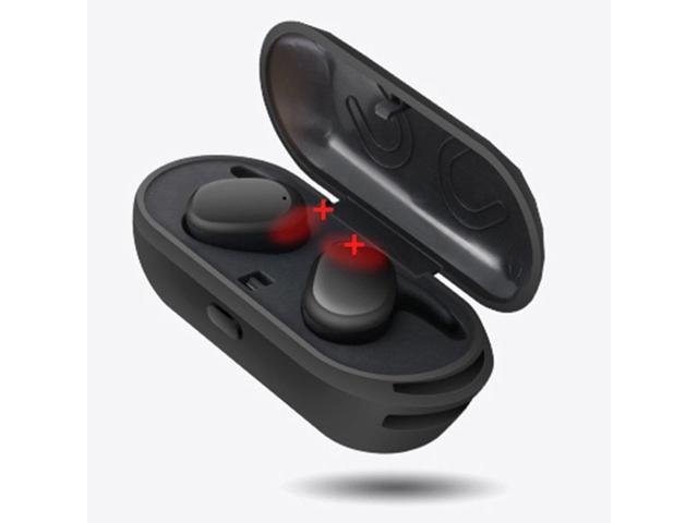 JH-S9100 TWS Waterproof Wireless Earphones Mini Bluetooth Earbuds Sports Bluetooth Headset True Bass Stereo In-Ear Earphone