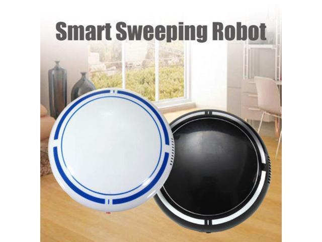 Intelligent Creative Sweeper Mini Cartoon Smart Vacuum Cleaner Automatic Clean Machine