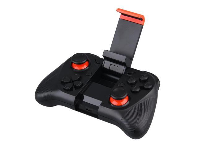 Wireless Game Controller Phone Gamepad for Android Smartphones TV/PC Controller Remote Control Bluetooth Joystick-Black