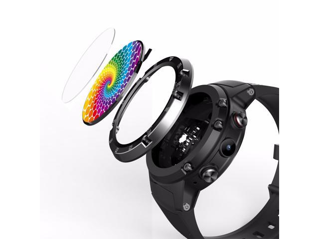 Zeblaze THOR 4 Plus 1.4 Inch Quad-core 1.25GHz Smartwatch For Android OS With 16GB ROM,1GB RAM