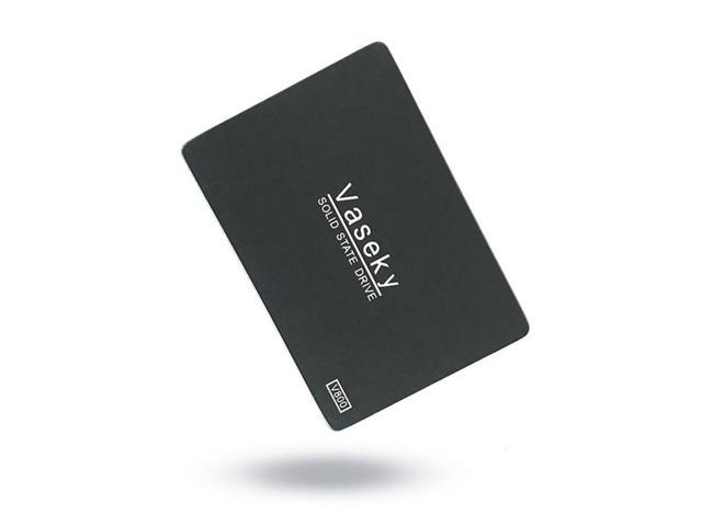 Vaseky 2.5-Inch SSD Solid State Drive with SATA3 6GB/S Interface for Desktops & Laptops (120GB)/Portable, Plug and Play, Easy to Use