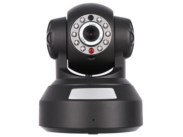 New Video HD 720P Night Vision and Detection US Wired LAN Cable or WIFI Connection Camera