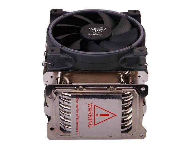 Exclusive support TR4/1011/2066 Platform ! PCCOOLER GI-R68X CORONA RGB- CPU Cooler with Dual 120mm PWM Fans   AURA 12V 4Pin