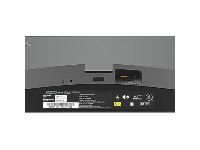 "Lenovo 65D1KCC1US Think Vision L23i-18 23"" WLED LCD Full HD 1920 x 1080 IPS Monitor - 16:9 - 14 ms"