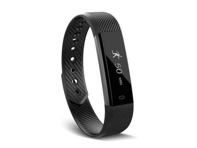 Fitness Tracker Blue,YG3 Activity Tracker Water Resistant with Sleep Monitor, Bluetooth Smart Wristband Bracelet Sport Pedometer Fitness Watch Step Tracker/Calorie Counter for Android & iOS