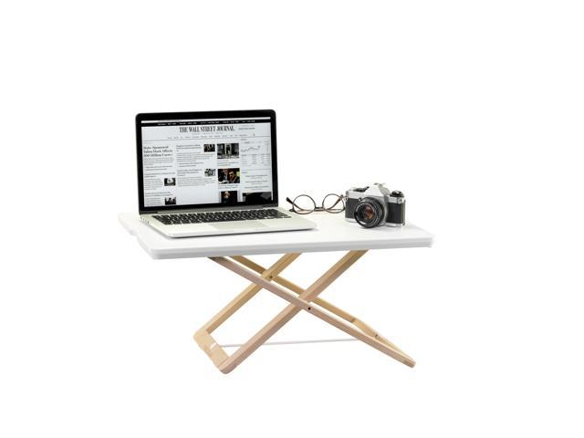 Freedesk Adjustable Desk Riser Compact, white.                                                                                                               39x58 cm, 15x23 inch.6,6 Ibs.
