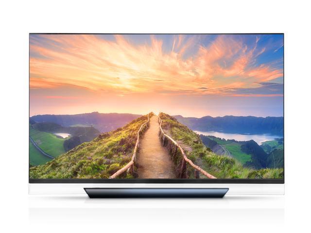 "LG E8 55"" OLED 4K HDR Dolby Atmos Smart TV with AI ThinQ OLED55E8PUA"