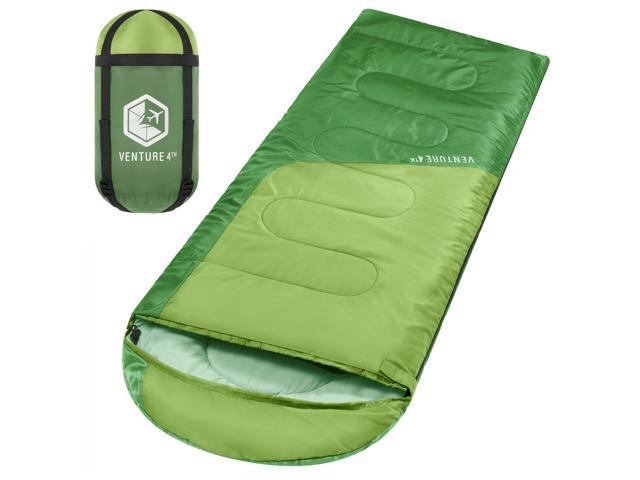 0e2f7549bd1 VENTURE 4TH Backpacking Sleeping Bag – Lightweight, Comfortable ...