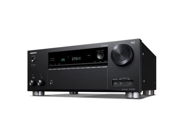 Onkyo TX-RZ720 7.2-Channel Network A/V Receiver with Wi-Fi, AirPlay, Spotify, and Bluetooth