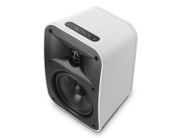 """JBL Control X 5.25"""" Indoor/Outdoor Speaker - Pair (White)"""