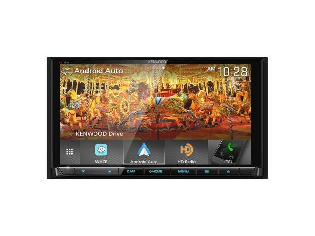 """Kenwood Excelon DDX9905S 6.8"""" HD Screen DVD Receiver with Apple CarPlay & Android Auto"""