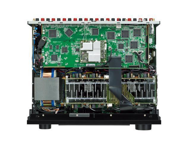 Denon AVR-X4500H 9.2-Channel 4K Ultra HD AV Receiver with HEOS