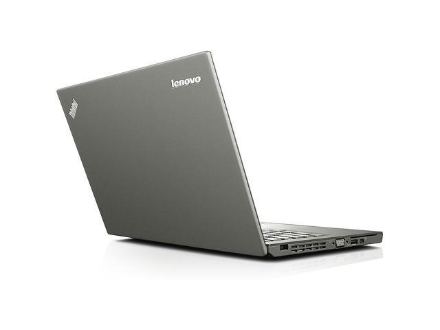 "Refurbished: Lenovo ThinkPad X240 Intel i7 Dual Core 2100 MHz 240Gig SSD 8GB NO OPTICAL DRIVE 12.0"" WideScreen LCD Windows 10 Professional 64 Bit Laptop Notebook"
