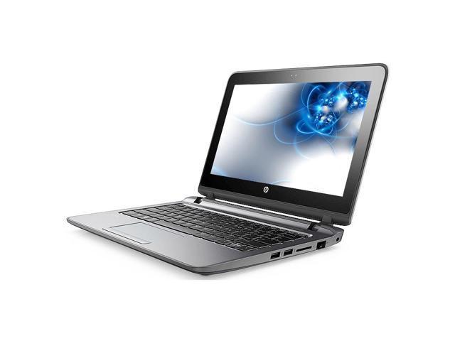 "Refurbished: HP ProBook 11EE G2 12.0"" Laptop Intel i3-6100U 2.3GHz 4GB 500GB HDD NO OPTICAL DRIVE Win 10 Pro 64 Bit"