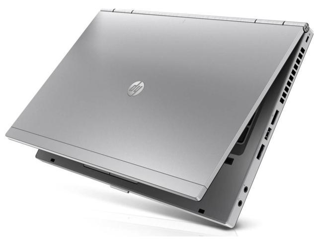 "Refurbished: HP Elitebook 8560p 15.6"" Intel Core i5-2520M 2.5GHz 4GB  250GB HDD Windows 7 & New Battery (No Webcam)"
