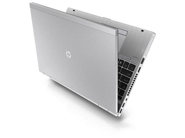 "Refurbished: HP 8570P EliteBook Laptop 15.6"" B-Grade Intel Core i5 3320M 3rd Gen 2.6GHz 8GB 320GB HDD  Win 7 Pro No Webcam"