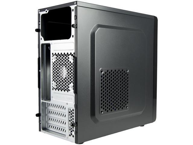 VIVO Micro ATX Mini Tower Computer Gaming PC Case Black / 3 Fan Mounts, USB 3.0 Port (CASE-V00)