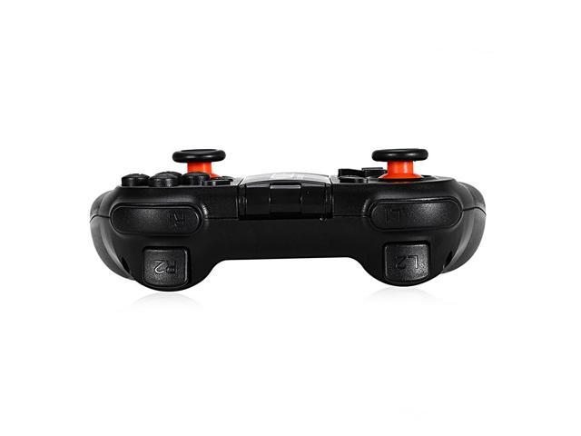 MOCUTE 050 Bluetooth Gamepad Wireless Game Controller for iPhone Andriod Tablet PC - Black