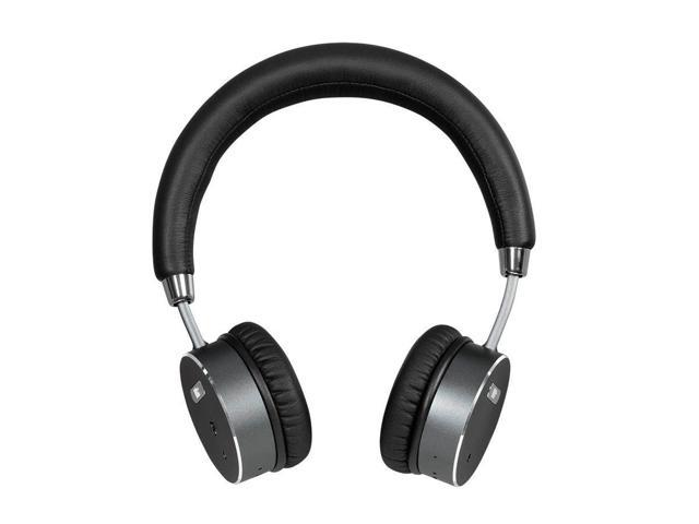 e46cf11e790 Monoprice BT-510ANC Wireless On Ear Headphone - Black/Silver With (ANC) ...