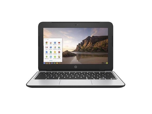 "Refurbished: HP Chromebook 11 G3 11.6"" LED, Intel Celeron 2.16GHz, 2GB Ram, 16GB SSD ChromeOS"
