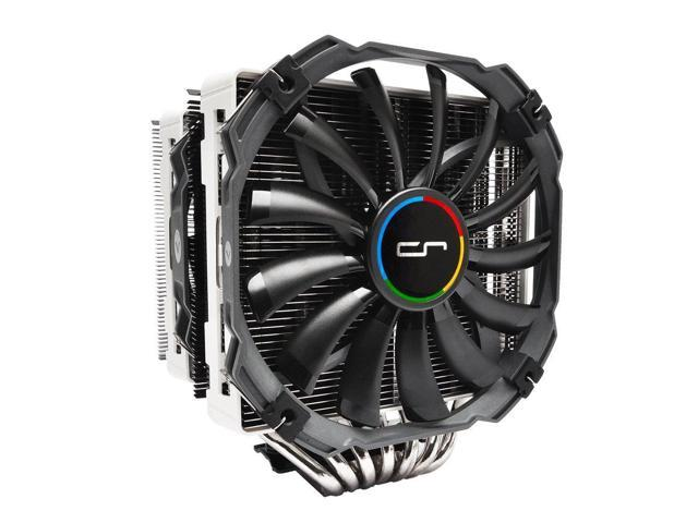 CRYORIG R1 Universal Dual Tower Heatsink for AMD/Intel CPU - White