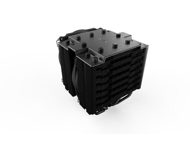 be quiet! 250W TDP Dark Rock Pro 4 CPU Cooler with Silent Wings - PWM Fan - 135 mm