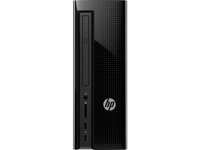 HP Slimline 270 SFF Desktop, Intel Quad-Core i5-7400T Upto 3.0GHz, 8GB DDR4, 128GB SSD, DVD-RW, Wifi, Bluetooth, Dual Monitor Capable, Windows 10 Professional 64Bit