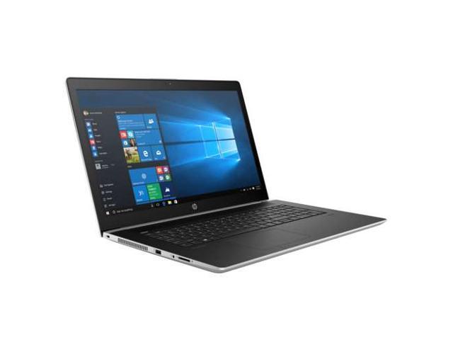 """HP ProBook 470 G5 Notebook PC - Intel Core i7-8550U 1.8GHz, 16GB RAM, 1TB HDD, 17.3"""" Anti-Glare 1600x900 (HD+), NVIDIA GeForce 930MX, WiFi, Bluetooth, Webcam, 1x USB-C, Win 10 Pro 64-bit - 3CX10UT#ABA"""