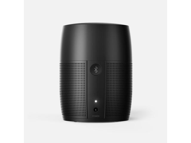 Anker Mojo Bluetooth Speaker with GVA, the compact voice activated speaker with powerful sound and the Google Assistant built-in.