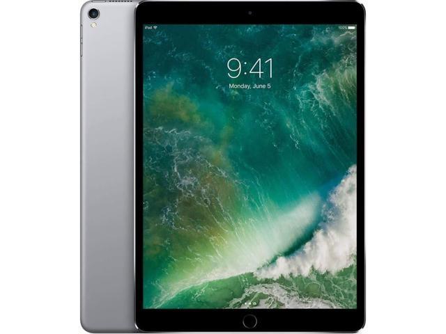 "Refurbished: Apple iPad Pro MQDT2LL/A 64GB Wifi 10.5"", Space Gray - OEM"
