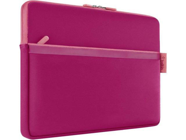 "Belkin Pocket Sleeve for Microsoft Surface 10"" (Punch Pink)"