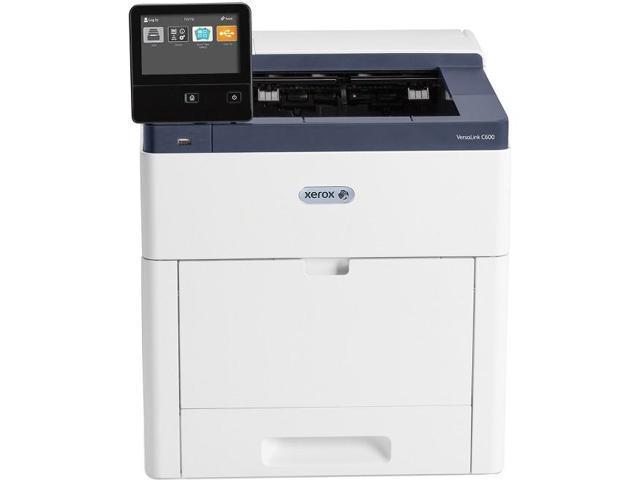 "Xerox VersaLink C600/DN Auto Duplex Color LED Printer with 5"" Display"