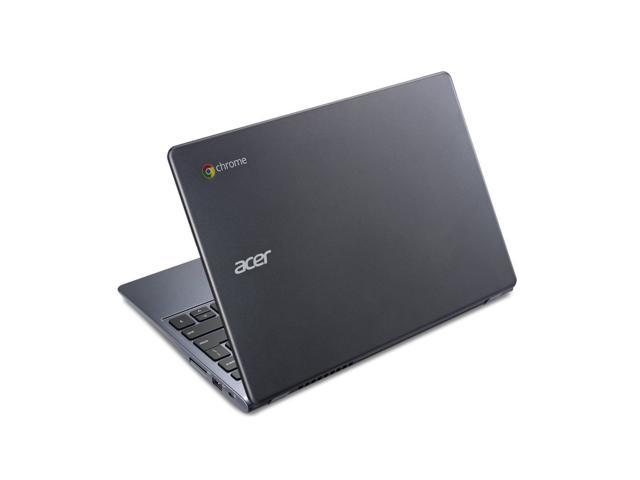 "Refurbished: Acer C720-2844 11.6"" LED Chromebook Intel Celeron Dual Core 1.4GHz 4GB 16GB SSD"