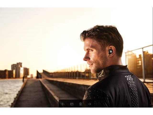 Refurbished: Jabra Elite Active 65t True Wireless Sport Earbuds