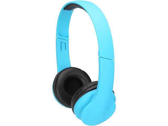Wicked Warden Blue Over-Ear Wired Headphones (WIC-WI-5001)