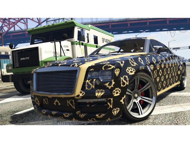 Grand Theft Auto V, Criminal Enterprise Starter Pack and Megalodon