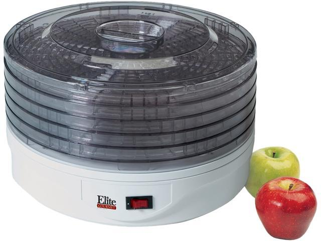 Elite EFD-1010X 5-Tier Food Dehydrator